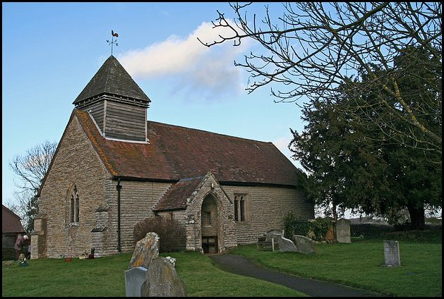 Parish Church, Broughton Hackett, Worcestershire, ENG